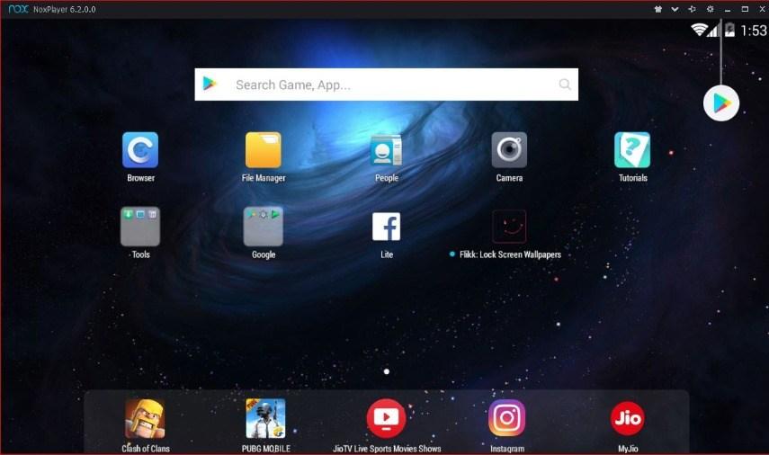 اینستاگرام برای کامپیوتر