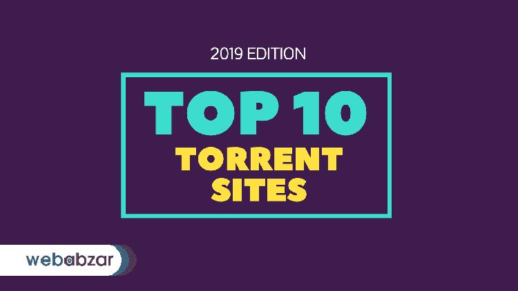 بهترین وبسایت های تورنت